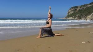 Yoga_Drache_ Korfu